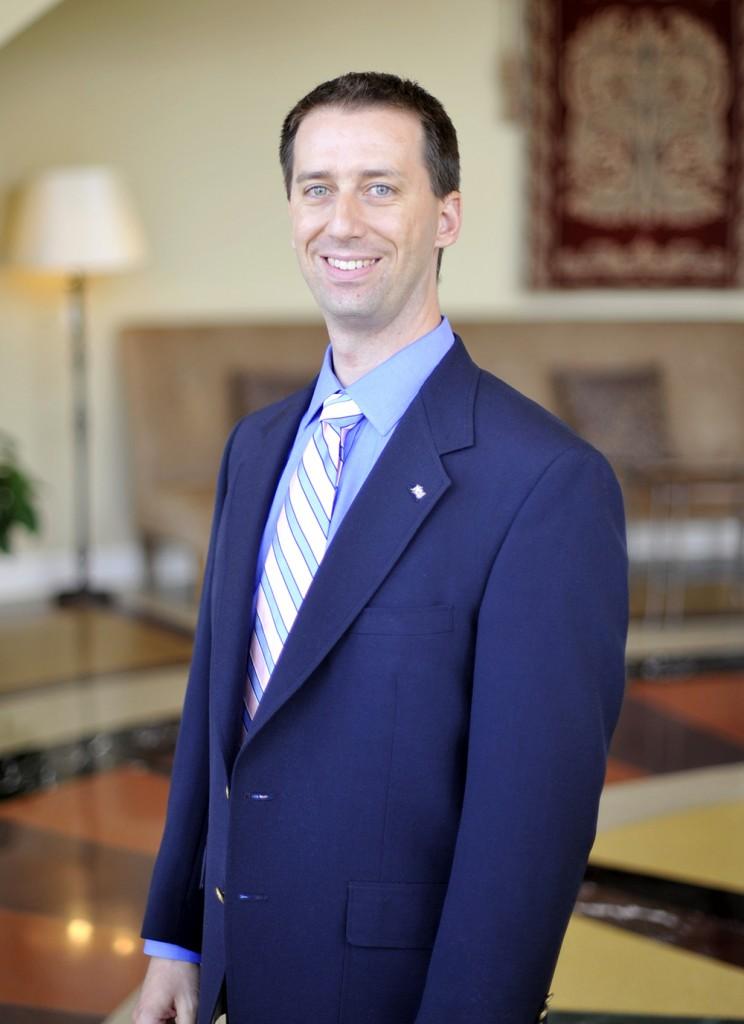 Joe-Blosser-HPU-instructor-and HPCF-board-member