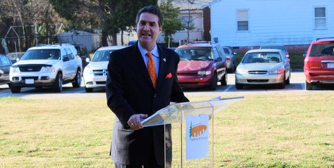 Matt-Thiel-and Greater-High-Point-Food-Alliance-press-conference