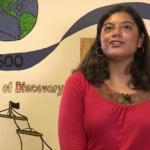 Marbeth Salinas, scholarship winner