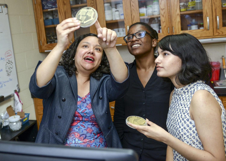 Draelos Science Scholars group