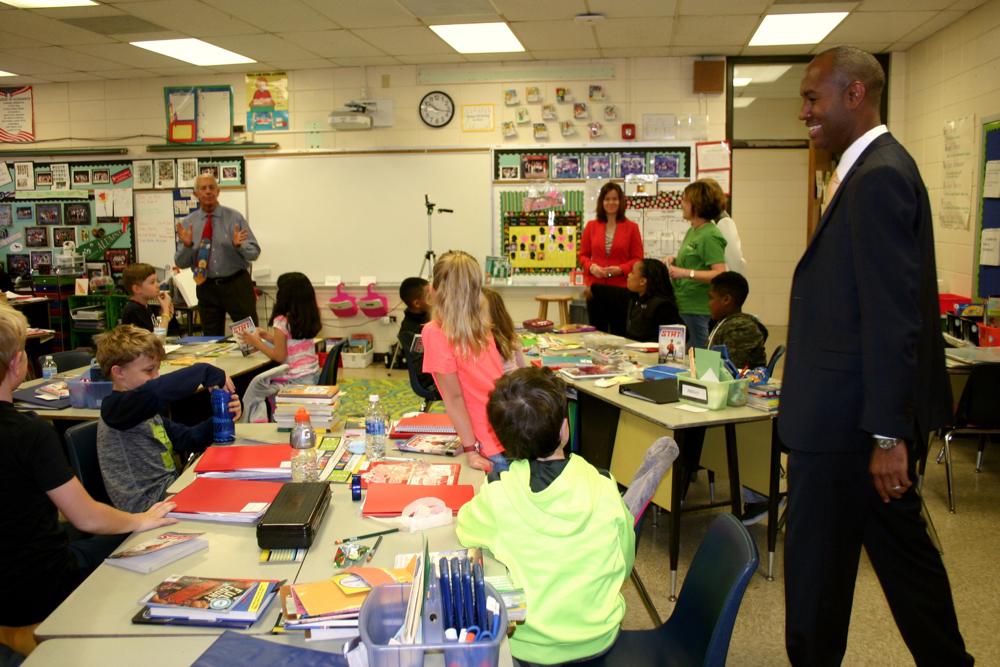 Principals' Fund delivers - High Point Community Foundation