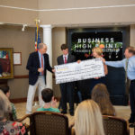 Seth Rehder receives Coble Scholarship