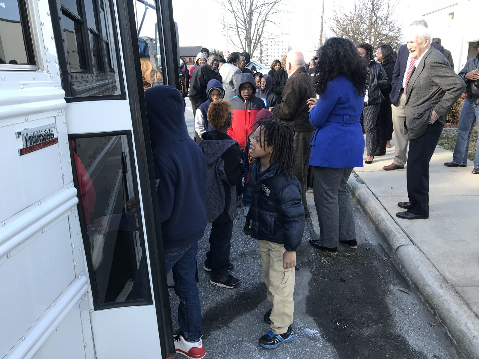 housing authority of high point gets bus donation