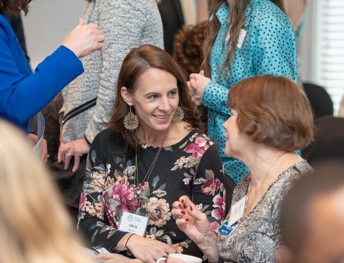 Women in Motion honors Gwendolyn Brayton: a new funding and support network for women's initiatives