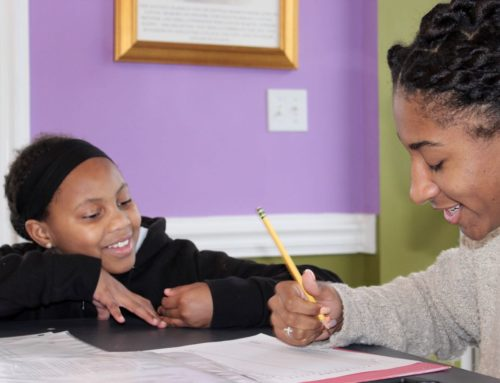 HELPS Tutoring Program Shows Early Success