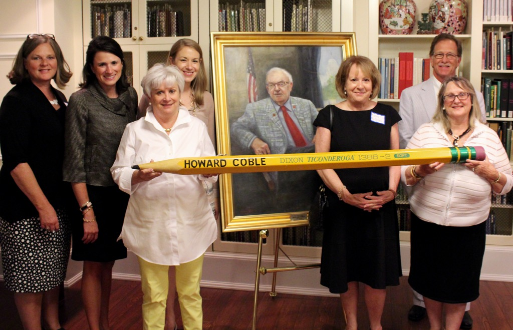 j howard coble scholarship commemorated by Coble's former staff
