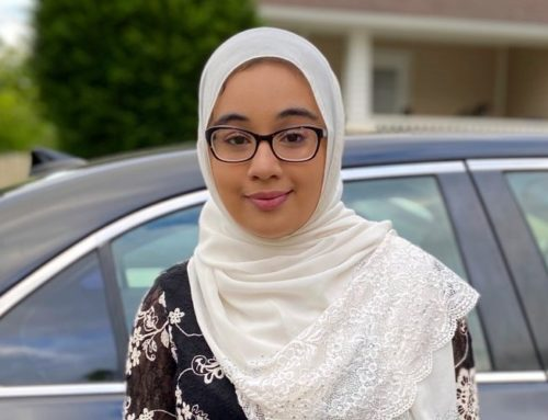 Say Yes Scholars: Sawera Farooq High Point Central Class of 2020